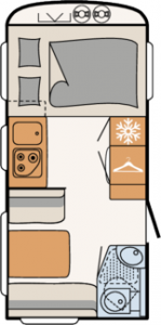 C'Go 430 QS Karavan